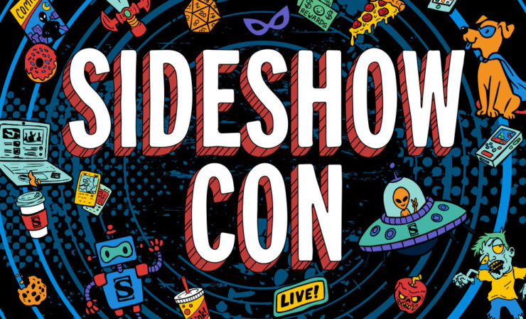 Sideshow Con 2021: Event Schedule