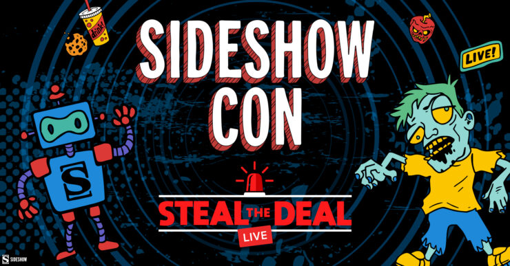 Sideshow Con Steal the Deal