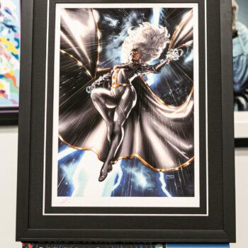 Storm-Art-Print-Marvel-Sideshow-Sideshowcon-1