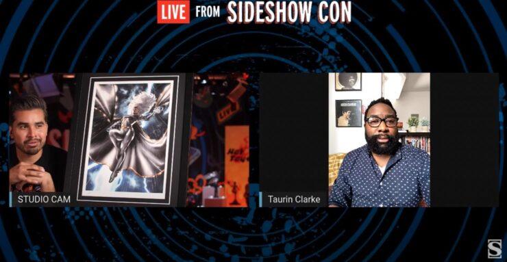 Taurin Clarke Interview