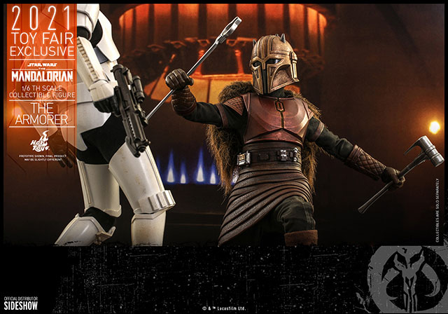 Register for Hot Toys Exclusives Available at Sideshow Con 2021!