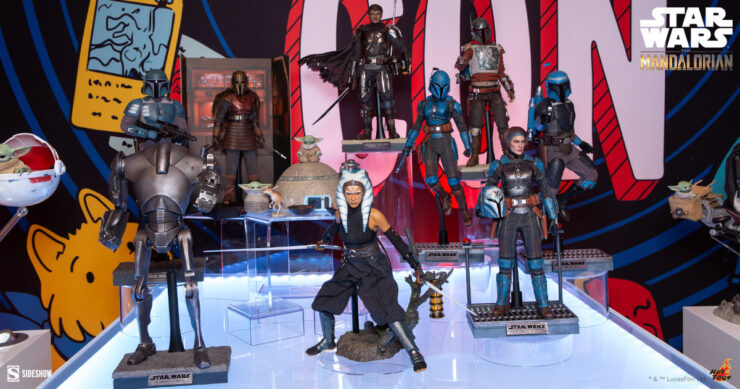 Sideshow Con 2021 Day 1 Highlights – STAR WARS™