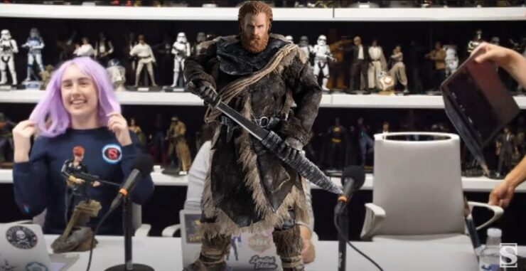 Tormund Giveaway - S Con After Party