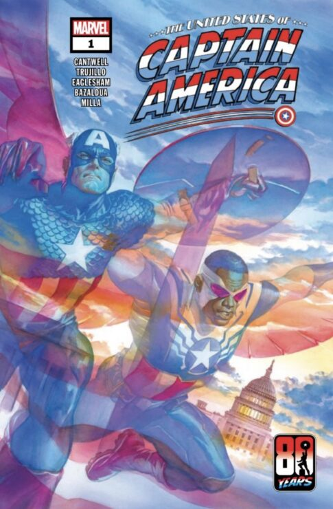 United States of Captain America #1 (Marvel Comics)