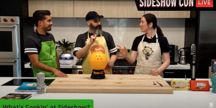 What's Cookin At Sideshow Con