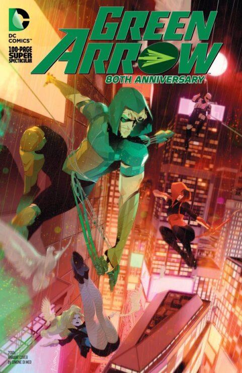 Green Arrow 80th Anniversary (DC Comics)
