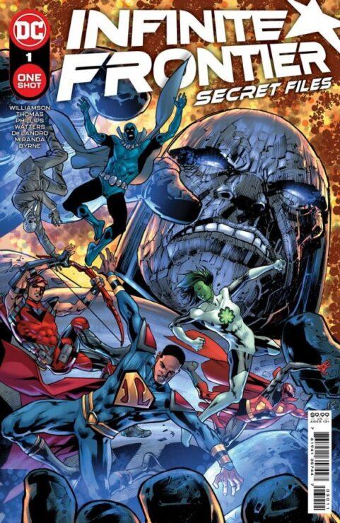 Infinite Frontier: Secret Files #1 (DC Comics)