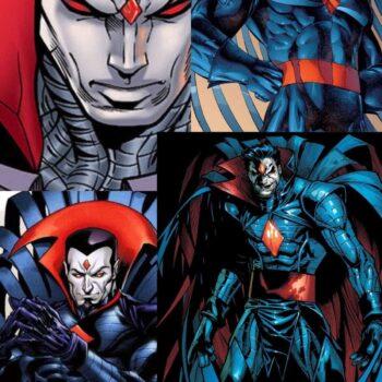 Marvel Comics- Mister Sinister