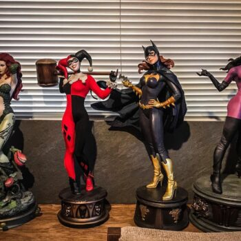 DC Comics Gotham City Sirens Premium Format Figures