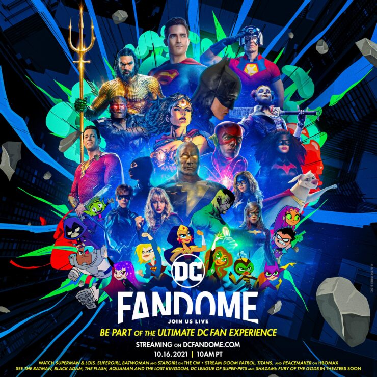 What We Know About DC FanDome Year 2