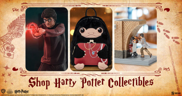 Harry Potter Day - Shop Harry Potter Collectibles