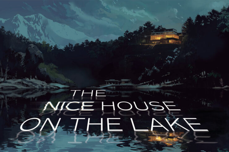 A beautiful lakeside house, secluded and peaceful — except for the ominous owner, Walter.