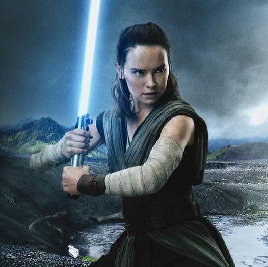 As Rey continues her journey in the sequel trilogy, her skills with the Force become increasingly impressive