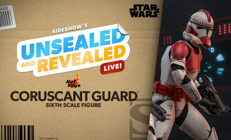 Up Next on Unsealed and Revealed: Star Wars, Star Trek, and Marvel