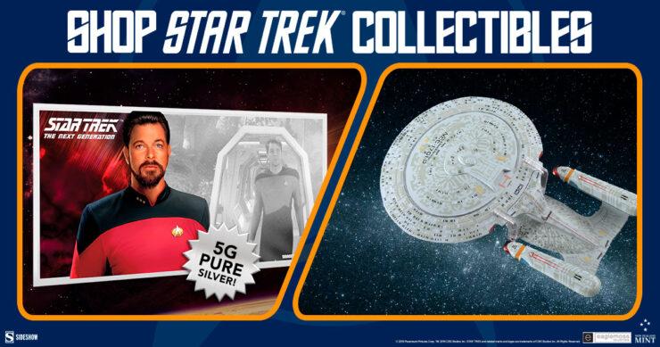 Star Trek Day - Shop Star Trek Collectibles