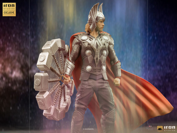 Can Thor Fly Without Mjolnir?