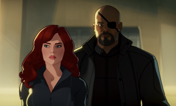 In episode 3 of Marvel's What If...?, Natasha Romanoff is framed for a mysterious murder she didn't commit