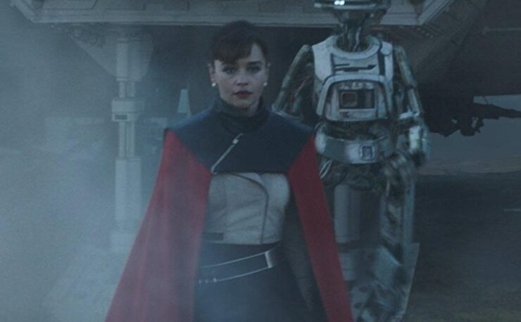 Qi'Ra in Star Wars Solo