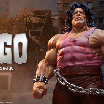 Hugo Statue