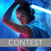 The Duel: Rey Fine Art Print Giveaway