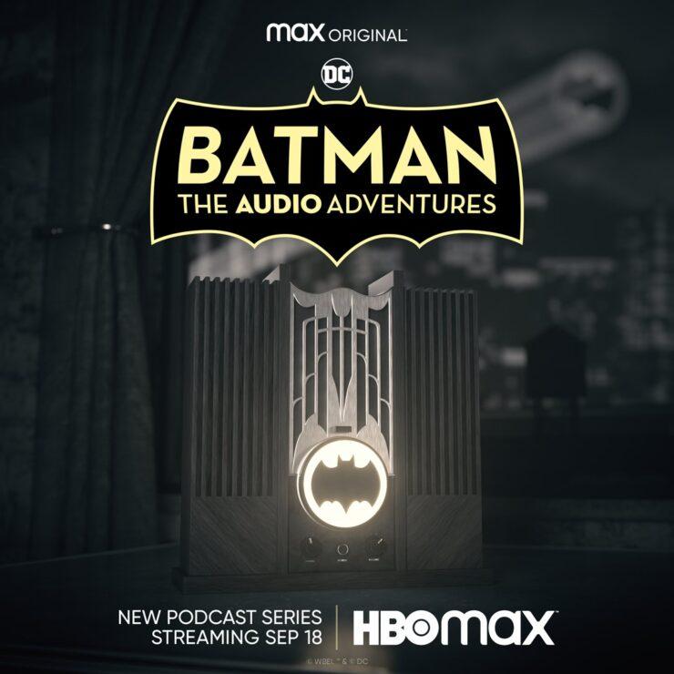 Batman: The Audio Adventures Explained