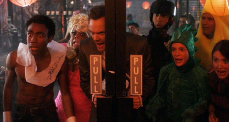 Zombies and ABBA make for a one-of-a-kind Halloween episode for Community