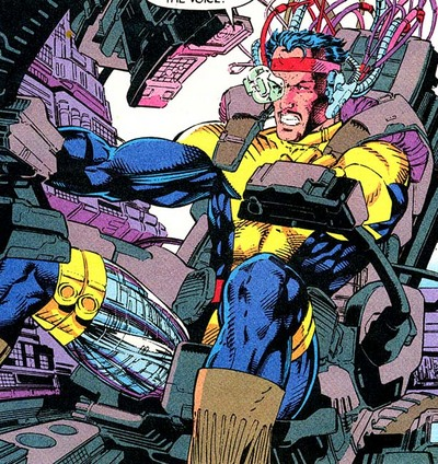 Forge is a mutant whose connection to technology and knowledge of the mystic arts has made him an important ally to the X-Men through the years