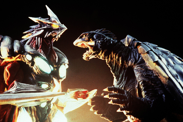 While earlier installments in the Gamera series might seem childish, this Heisei era Gamera film stands out as having an epic kaiju showdown