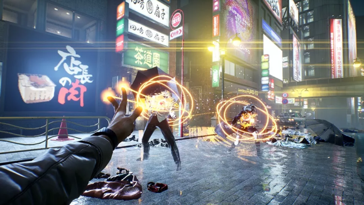 Players of Ghostwire Tokyo wander through a Tokyo full of paranormal problems