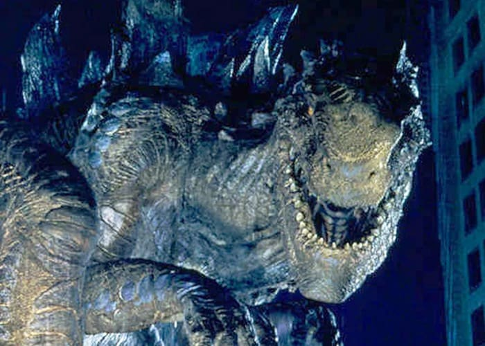 While not a box office failure, the American Godzilla of 1998 was not extremely popular with audiences
