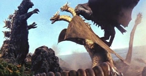 In a surprising twist of events, humanity must depend on three monsters, Godzilla, Rodan, and Mothra, to protect it from King Ghidorah