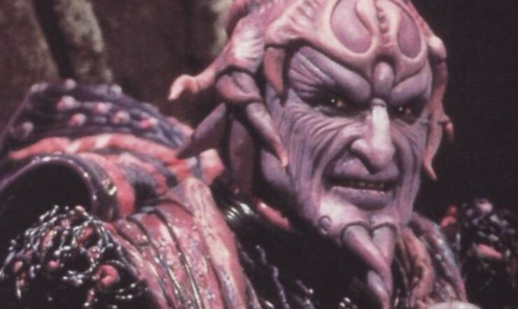 The antagonist of the 1995 Mighty Morphin Power Rangers movie, Ivan Ooze