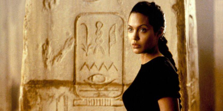 Jolie Tomb Raider Film
