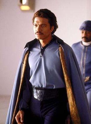 Lando Calrissian's Style Evolution from Gambler to Rebel