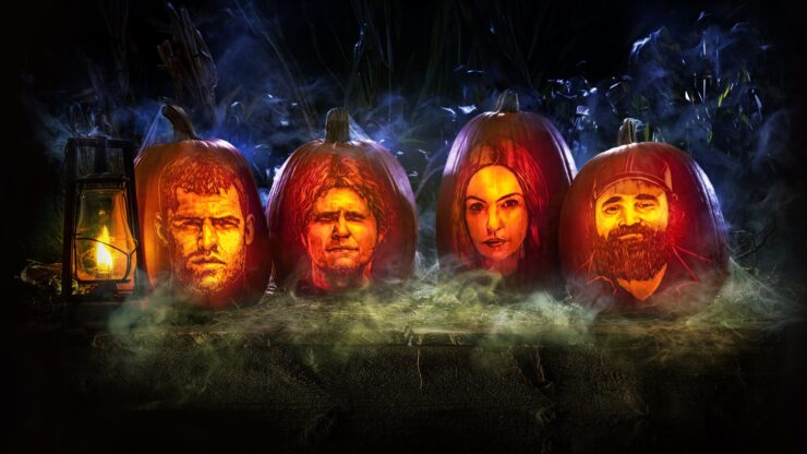 The Halloween episode of Letterkenny features the usual one-liner humor as well as a séance!