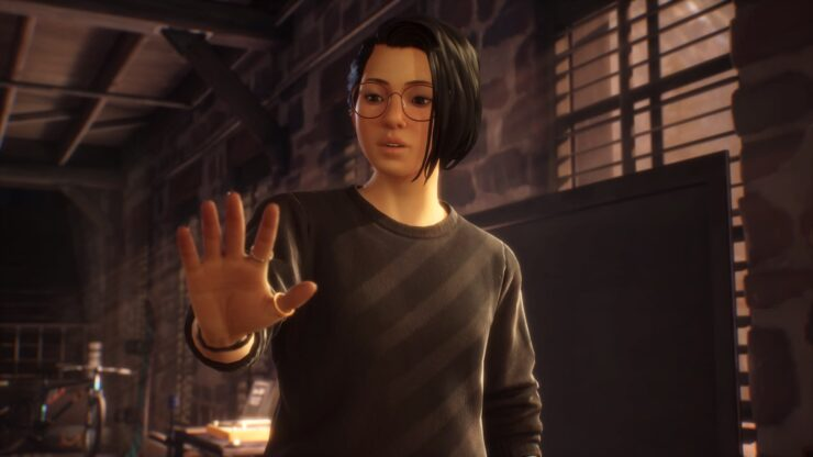 In the video game Life Is Strange: True Colors, players must navigate emotional obstacles