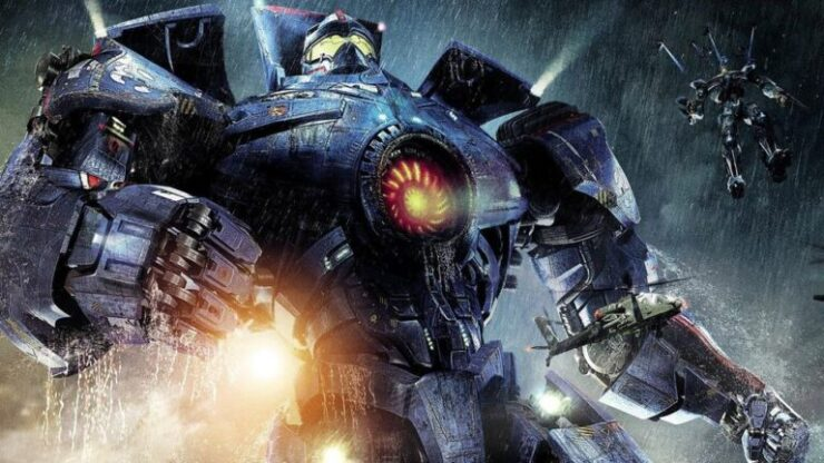 Guillermo Del Toro reimagined the fight against kaiju by creating Pacific Rim, where humans battle monsters in giant mech suits