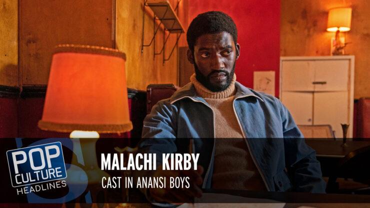 Pop Culture Headlines – Anansi Boys Casting