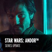 Pop Culture Headlines – Andor Update