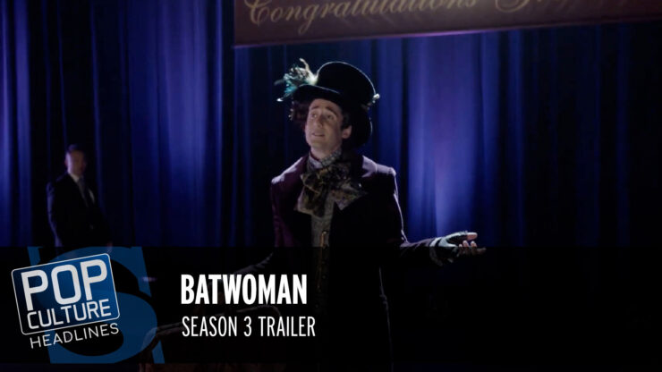 Pop Culture Headlines – Batwoman Trailer