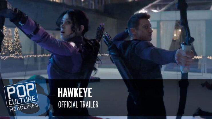 Pop Culture Headlines – Hawkeye Trailer