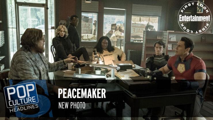 Pop Culture Headlines – Peacemaker Photo