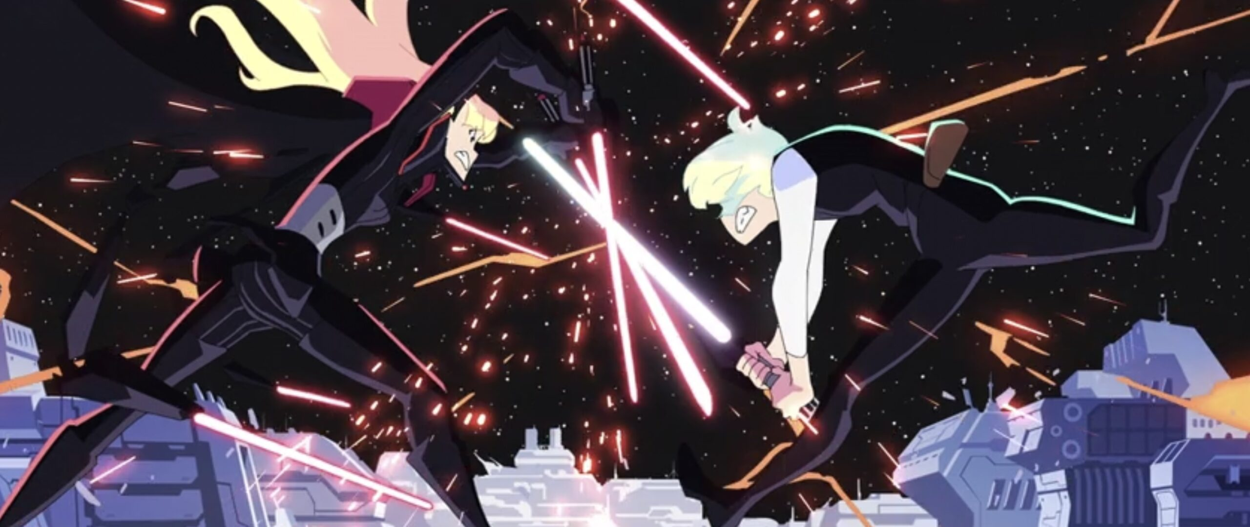 Star Wars: Visions THE TWINS
