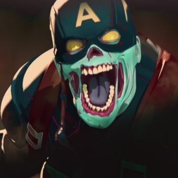 In episode 5 of Marvel's What If...?, even Captain America isn't immune to the zombie virus