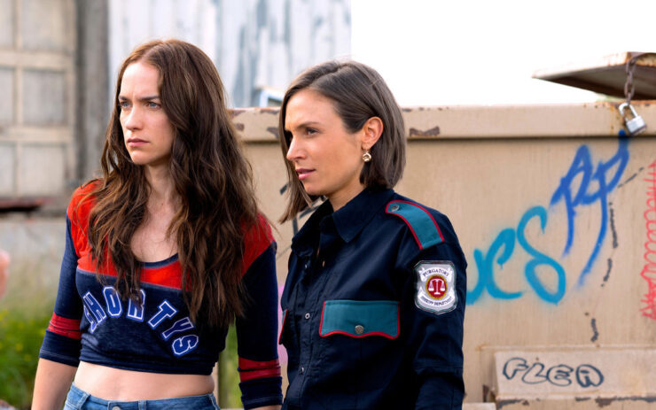 Wynonna Earp and her sister Waverly must face off against Rotten Jack