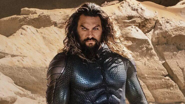 Pop Culture Headlines – Aquaman's Stealth Suit