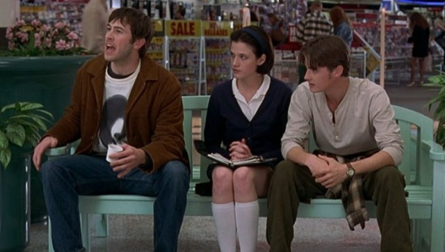 Brodie in Mallrats