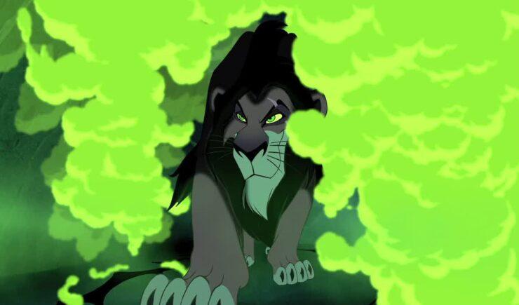 Villain Profile: Sympathy for Scar?