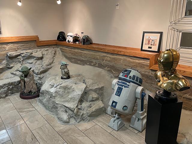 Star Wars™ Figures Collection Display