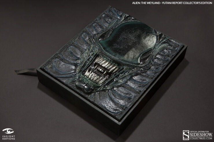 Alien The Weyland-Yutani Report Collectors Edition book by Insight Editions